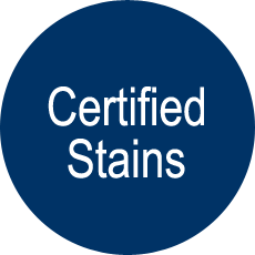 Certified Stains